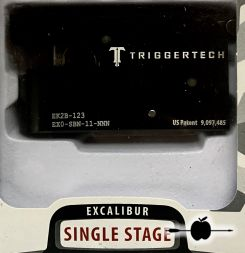 Triggertech Excalibur Single Stage 1.5 lbs (2020) (3531)